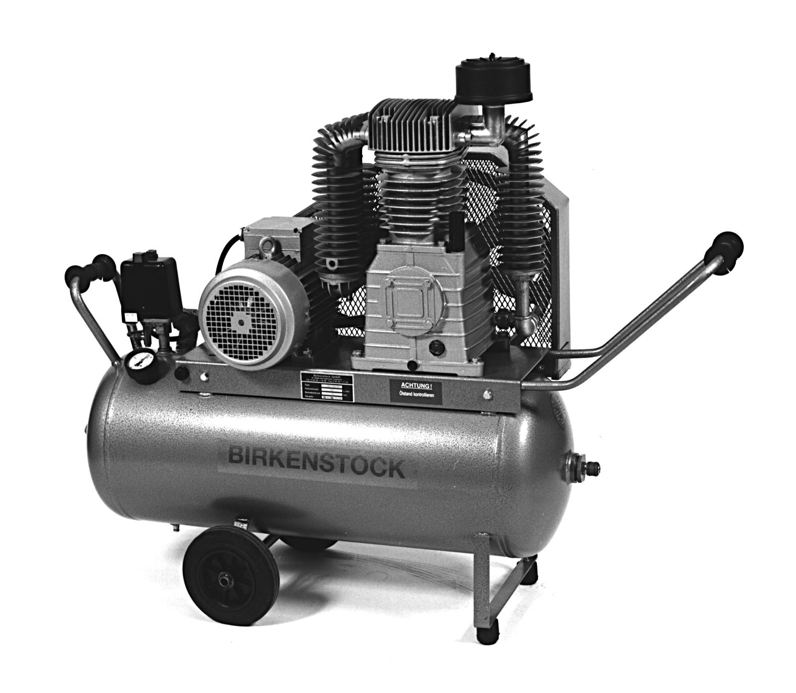 birkenstock kompressor k30 750 90 400 15 bar denner. Black Bedroom Furniture Sets. Home Design Ideas