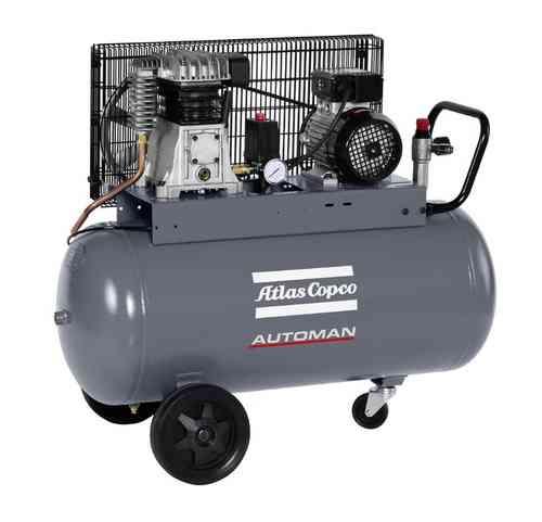 Atlas Copco Automan Kolbenkompressor AC 55-11 E 90 T 6270344105